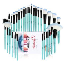 32Pcs Pro Makeup Brushes Set Cosmetic Powder Foundation Brus