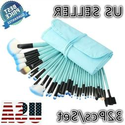 32Pcs/Set Makeup Brushes Tools Cosmetic Pencil Brush With Fr