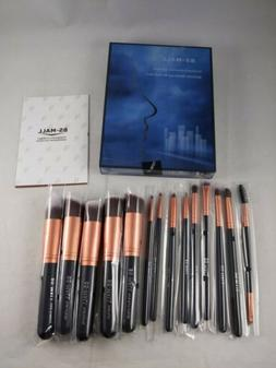 BS-MALL Makeup Brushes Premium Makeup Brush Set Synthetic Ka