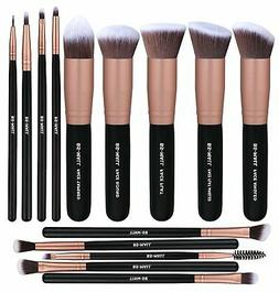 BS-MALL Premium Makeup Brushes - 14 Piece Set