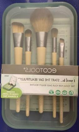 EcoTools-Cruelty Free Start the Day Beautifully Kit-Angled F