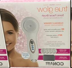 New Conair True Glow Sonic Facial Brush Charging Stand Four