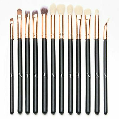 12 pcs eye brush set makeup eyeliner