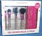 JAPONESQUE Create Beauty GLITZ & GLAM Brush Set NEW