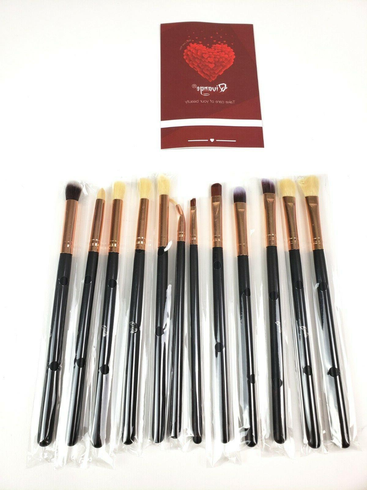 eye makeup brushes set synthetic eye brush