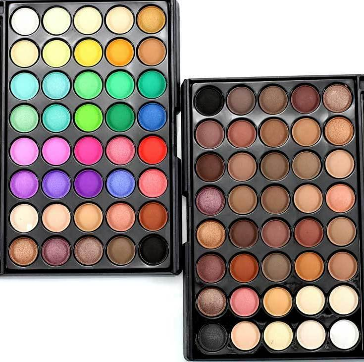 Eyeshadow Color Cream Eye Matte Shimmer Set Cosmetic