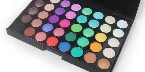 Eyeshadow Palette 40 Color Cream Matte