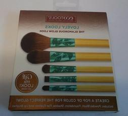 EcoTools Lovely Looks The Glamorous Glow Look 5 Piece Brush