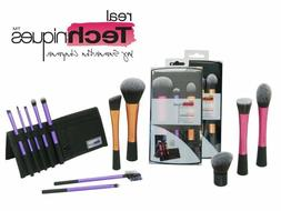 Real Techniques Makeup Brushes in Retail Boxes Cosmetic Brus