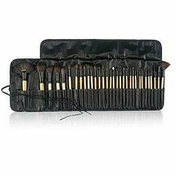 Professional 32Pcs Makeup Brush Set Soft Cosmetic Eyebrow Br