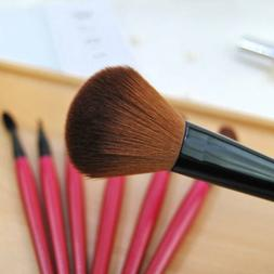 Red Makeup brushes Women beauty Tools Accessories 1Set Found